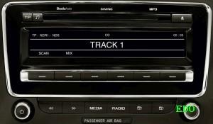 Radio with CD player (basic) - Swing